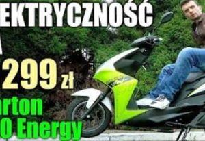 Barton EKO Energy - nowoczesny świat elektryczność za 5 299 zł
