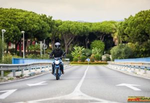 Barton Travel 125 – MotoRmania testuje