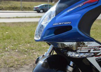 Barton Motors Firefox 1