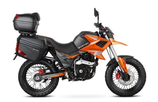 Barton Hyper – poczuj ducha przygody z motocyklem 125