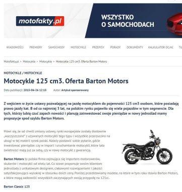 Portal Motofakty pyta: lepiej kupować zdezelowaną używkę, czy nowy motocykl z gwarancją?